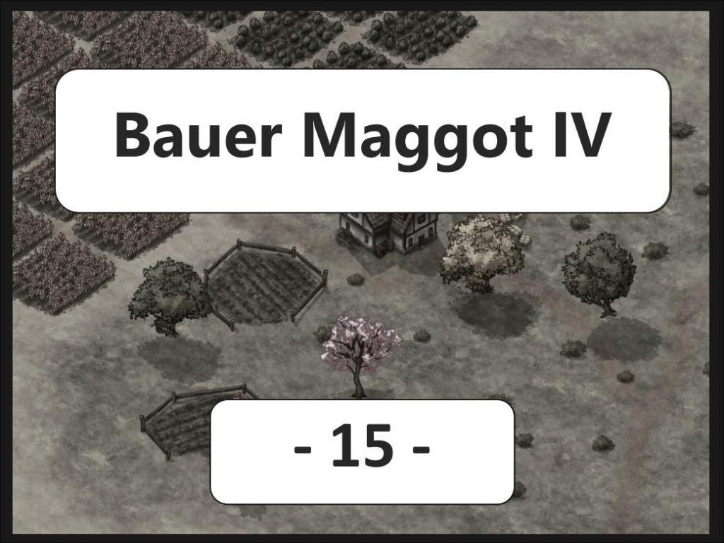 Bauer Maggot IV